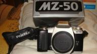 aparat fotograficzny lustrzanka Pentax mz 50