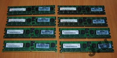 PAMIEC HP 1GB 1Rx4 PC2-5300P 405475-051 430450-001