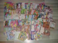 Karteczki BAJKI - mega zestaw - lata 90 - 1997