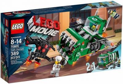 Lego Przygoda Movie 70805 Trash Chomper Nowy 6380503856