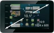 Tablet Archos 10d G3 4 GB Android Wi-Fi HDMI(uszk)