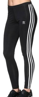 legginsy adidas damskie 3 stripes