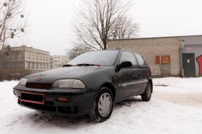 Suzuki Swift 13 1990r 71km Nowe Opony Zimowe 6706938367