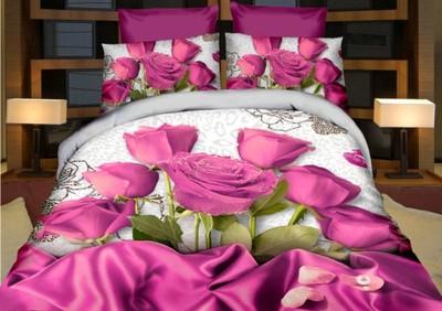 Pościel 3d Kwiaty Na Prezent 160x200 6638423930 Oficjalne