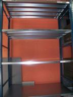Półka na regał magazynowy 60/100cm 50/95cm 45/95cm