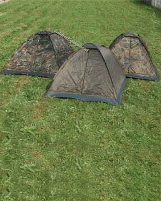 NAMIOT TUNELOWY 2 osobowy 220x130x100 cm FLECKTARN