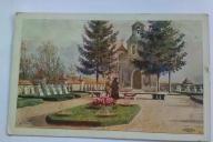 490) Klecie, cmentarz wojenny