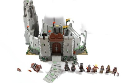 Lego Władca Lotr 9474 Bitwa O Helmowy Jar 6857229979 Oficjalne
