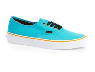 Kupować Niebieski Buty VANS Authentic Damski Online