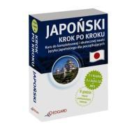 Japoński Krok po kroku Kurs 5CD + MP3 Poziom A1-B1