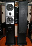 KOLUMNY GŁOŚNIKOWE PIONEER S-H310V 100w/8ohm Bass