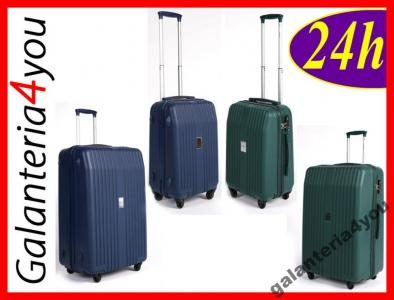 4c2c52c0597f5 Walizka DUŻA I MAŁA zestaw LEKKICH walizek VERUS - 4311462338 ...