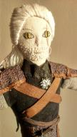 Maskotka Geralt Wiedźmin, The Witcher