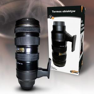 Termos Obiektyw Canon Nikon Termiczny 2777688527 Oficjalne Archiwum Allegro