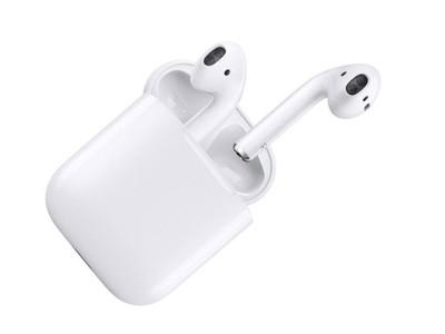 Outlet Sluchawki Bezprzewodowe Apple Airpods 6889474273 Oficjalne Archiwum Allegro