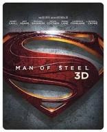 Man of Steel - Limited Edition Steelbook [Blu-ray