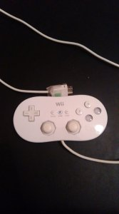 Pad do Wii