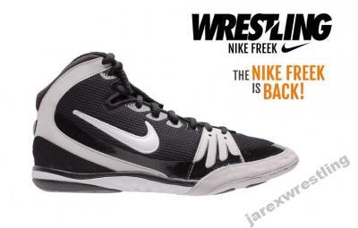 Buty obuwie zapaśnicze boks NIKE Freek black 42 5932880924