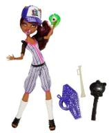 MONSTER HIGH SPORTOWE UPIORKI CLAWDEEN WOLF BJR12