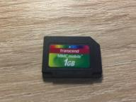 TRANSCEND Karta pamięci MMCmobile (micro) 1GB