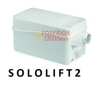 Pompa do umywalki natrysku GRUNDFOS SOLOLIFT 2 D-2