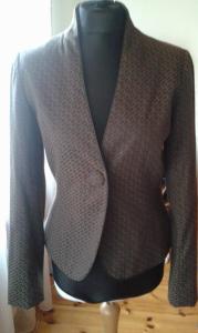 RESERVED kostium,garnitur garsonka spódnica rM/38