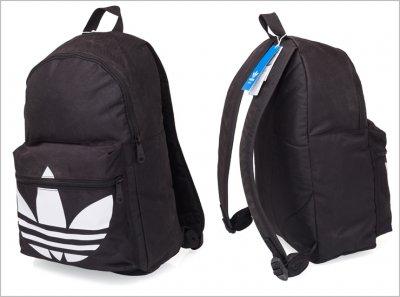 b63b071917d78 Plecak Adidas Originals AJ8527 - szkolny czarny - 6315141353 ...