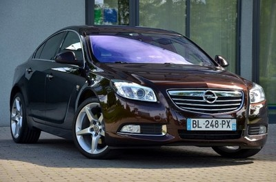 Opel Insignia Opc 2 0cdti 4x4 Navi Kubelki Infinit 6877085920 Oficjalne Archiwum Allegro