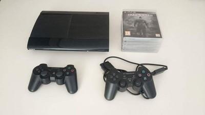 Sony Playstation super slim 500 GB