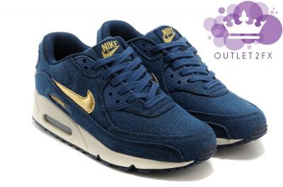 buty nike air max 90 jeans