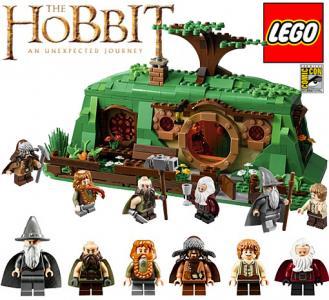 Lego Hobbit 79003 Nieoczekiwane Zebranie Dom Bilbo 3722436959