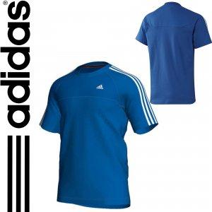 adidas koszulka ESS 3S CREW T X19206 nieb. roz.M