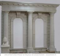 sztukateria gipsowa i betonowa - portal 250cmx200