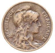 Francja - moneta - 5 Centymów 1911 - 2