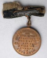 Odznaka pułkowa 9 pułk piech. Stargard; Kołobrzeg