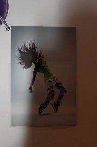 Ikea Egersta Obraz Plakat Taniec Fitness Dance 6064322262