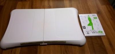 WII BALANCE BOARD NINTENDO+ gra Wii Fit -OKAZJA!!
