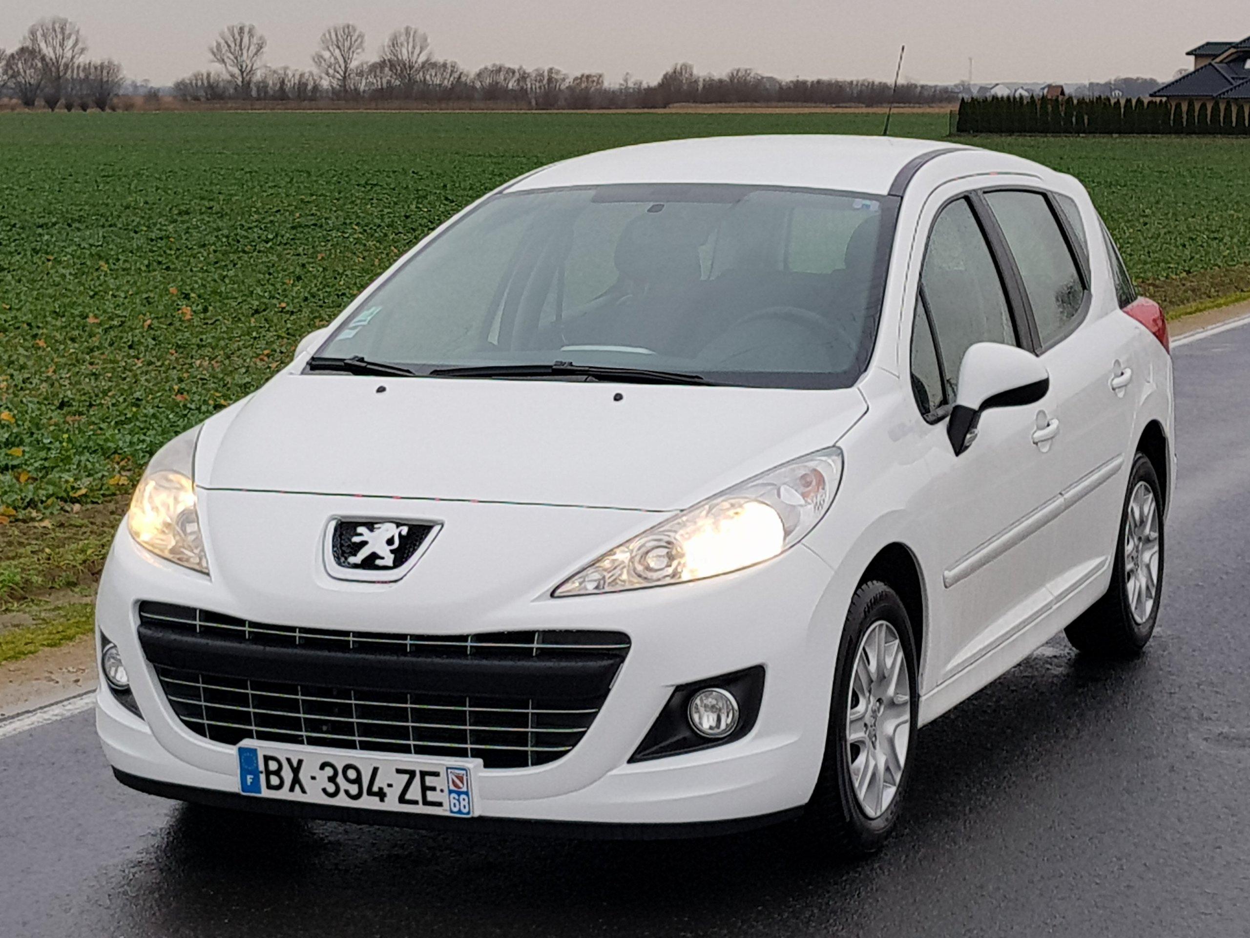 Piekny Peugeot 207 Sw 2011 R 5 Osobowa 7068452044 Oficjalne Archiwum Allegro