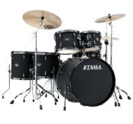 Tama imperialstar IP62H6N BBOB Blacked Out Black