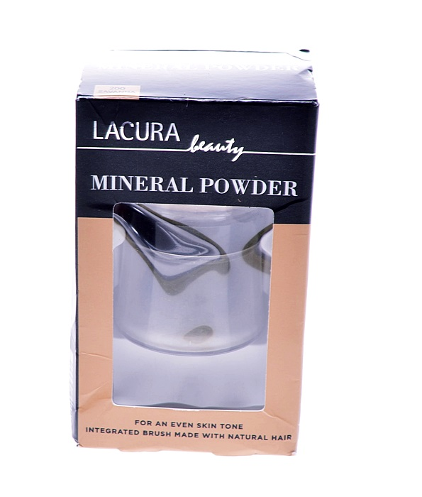 4442-59 ..LACURA BEAUTY... a#g MINERALNY PUDER 10G
