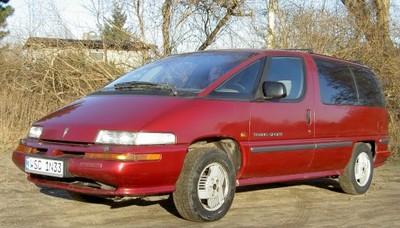 Pontiac Trans Sport 3 8 V6 Lpg Transsport 6889256436 Oficjalne Archiwum Allegro