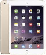 iPad Apple iPad mini 3 CELLURAL GOLD uż