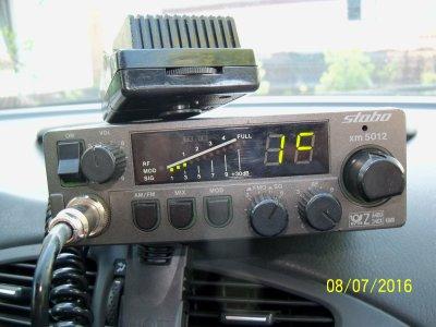 CB radio Stabo XM 5012