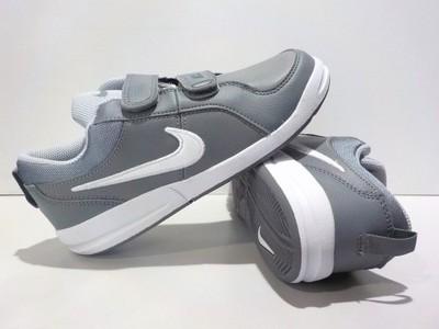 NIKE buty chłopięce PICO 4 szary 454500022 28