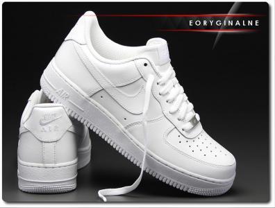 size 40 435f4 17c49 Buty męskie Nike Air Force 1 Low 315122-111 Białe