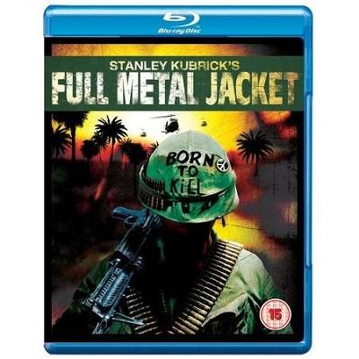 FULL METAL JACKET BLU-RAY DVD FOLIA