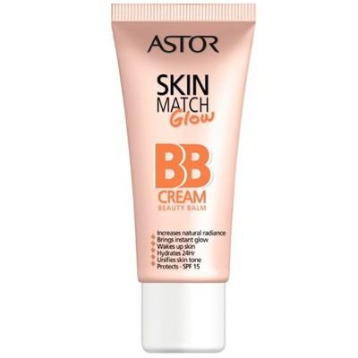Krem do twarzy Astor Skin Match Care BB Cream Krem do
