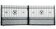 brama wjazdowa dwuskrzydłowa ANDZIA 01+ Producent