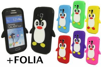 Etui Guma Pingwin Samsung Galaxy Trend Plus S7580 4201605181 Oficjalne Archiwum Allegro