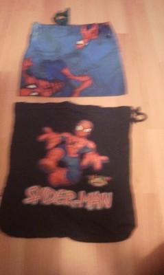 Worki na buty Spiderman MARVEL Komplet 2 szt.tanio